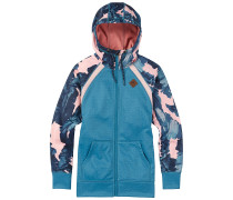 Crown Bndd Fz - Fleecejacke - Blau