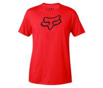 Legacy  Head - T-Shirt - Rot