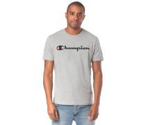 Crewneck - T-Shirt - Grau
