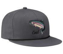 The Wilderness Snapback Cap - Grau