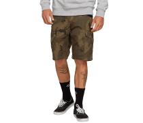 Miter II - Cargo Shorts - Camouflage