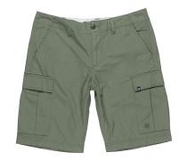 Legion Wk II - Cargo Shorts - Grün