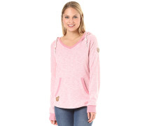 Elke - Kapuzenpullover - Pink