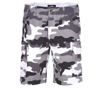 New York - Cargo Shorts - Camouflage