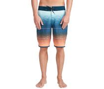 73 Stripe Pro - Boardshorts - Blau