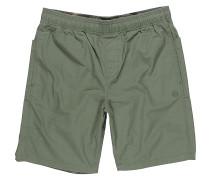 Pull Up Ripstop Wk - Shorts - Grün