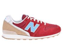 Wr996 D - Sneaker - Rot