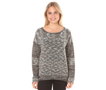 Breakin It In - Strickpullover - Schwarz