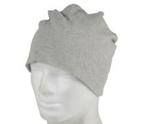 Jersey Mütze - Grau