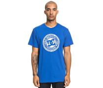 Circle Stars 2 - T-Shirt - Blau