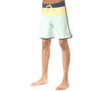 Ukulele - Boardshorts - Grün