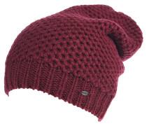 Cosy Wool Alpaca Mix - Mütze - Rot