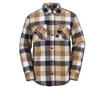 Shandy Flannel - Hemd - Beige