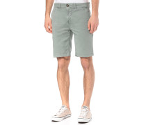 Blackburn Washed - Shorts - Grün