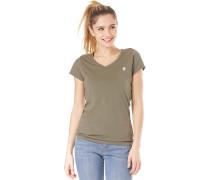 Eyben Slim V T New York - T-Shirt