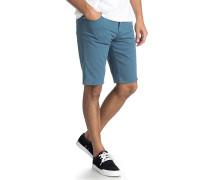 Lygon - Chino Shorts - Blau