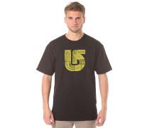 Pntd Process - T-Shirt - Schwarz