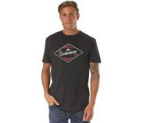 California Wounds - T-Shirt - Schwarz