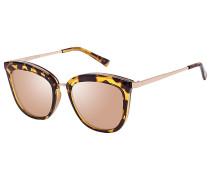 Caliente - Sonnenbrille - Braun