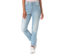 3301 High Straight 90's Ankle - Jeans - Blau