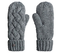 Love Snow Mitten - Handschuhe - Grau