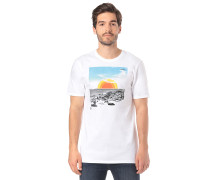NOW - T-Shirt - Weiß