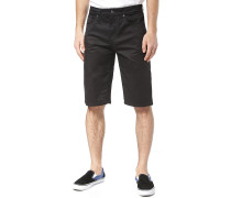 5 Pkt - Chino Shorts - Schwarz