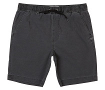 Larry Layback Ovd - Shorts - Schwarz
