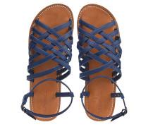 Braided - Sandalen - Blau