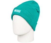 Label Mütze - Grün