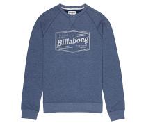 Labrea Crew - Sweatshirt - Blau