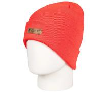 Label 2 - Mütze - Orange