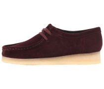 Wallabee - Fashion Schuhe - Rot
