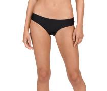 Simply Solid Cheeky - Bikini Hose - Schwarz