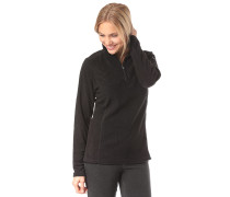 Noreen - Outdoorpullover - Schwarz