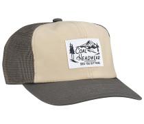 The Highland Trucker Cap - Beige