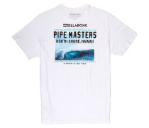 Pipe Poster - T-Shirt - Weiß