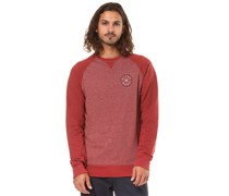 Piston Crew - Sweatshirt - Rot