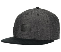 Oxford - Snapback Cap - Schwarz