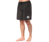 Right Way 18 - Shorts - Schwarz