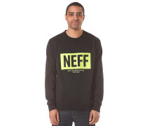 New World Crew - Sweatshirt - Schwarz