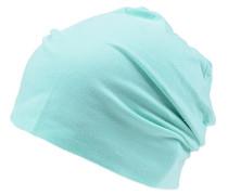 Pastel Jersey Mütze - Grün