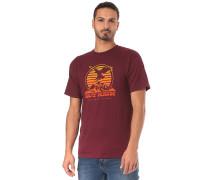 Get High - T-Shirt - Rot