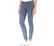 Suntripper Print - Jeans - Blau