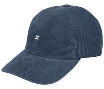 All Day Lad Cord - Cap - Blau