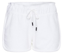 Shorts Frottee - Shorts - Weiß