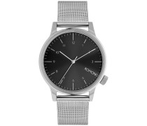 Winston Royale - Uhr - Schwarz