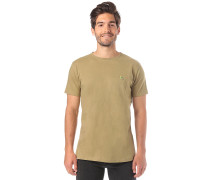 Tee Print - T-Shirt - Grün