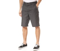 Carter - Chino Shorts - Grau