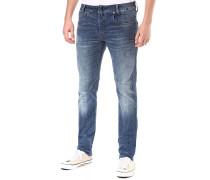 D-Staq 5-Pkt Slim - Jeans - Blau